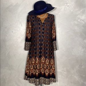 Reborn Boho A-Line Super Soft Dress Size M